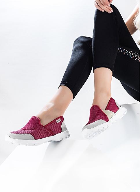 Spenco Keten Ayakkabı Fuşya